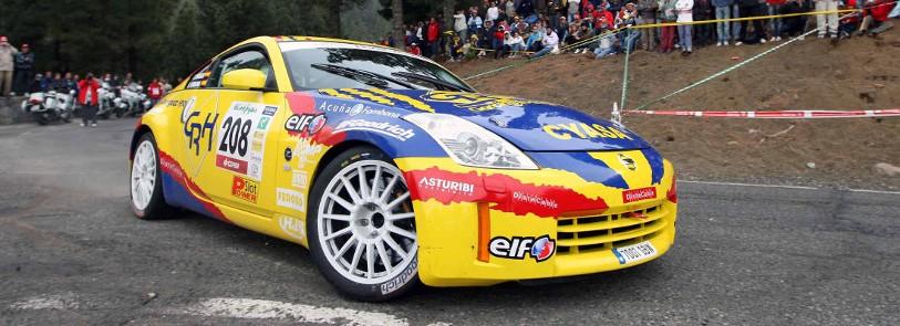 Racevelgen voor GT-, rally-, cross- en toerwagens